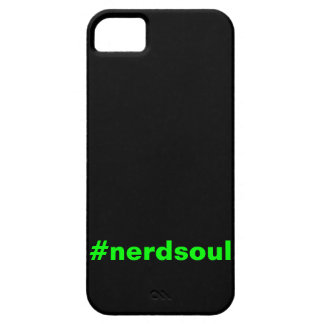 caso del iphone 5 del #nerdsoul iPhone 5 fundas