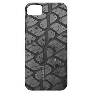 Caso del iPhone 5 del neumático del coche camión
