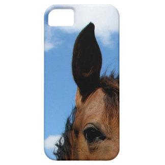Caso del iPhone 5 del ojo del caballo iPhone 5 Case-Mate Funda