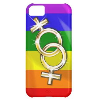 Caso del iPhone 5 del orgullo gay Funda Para iPhone 5C