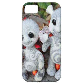 Caso del iPhone 5 del oso de peluche (cinco) iPhone 5 Case-Mate Coberturas