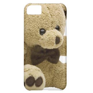 Caso del iPhone 5 del oso de peluche