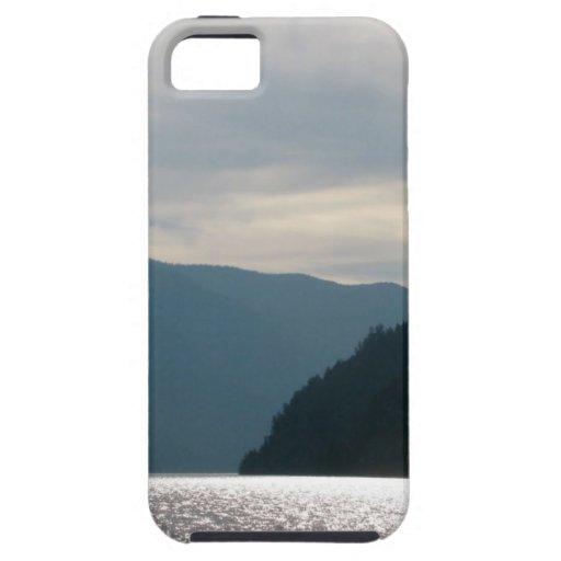 Caso del iPhone 5 del paisaje de Alaska iPhone 5 Funda