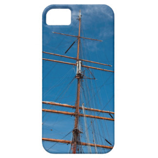 Caso del iPhone 5 del palo de la nave iPhone 5 Funda