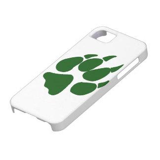 Caso del iPhone 5 del paquete de HotterThanHell Cl iPhone 5 Case-Mate Carcasas
