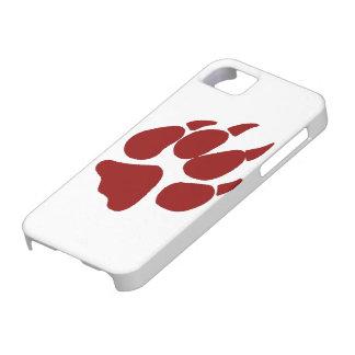 Caso del iPhone 5 del paquete de HotterThanHell Cl iPhone 5 Case-Mate Fundas