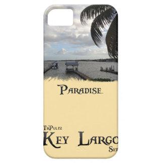 Caso del iPhone 5 del paraíso [Sandy] Funda Para iPhone SE/5/5s