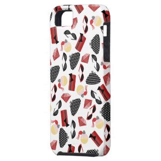 Caso del iPhone 5 del perfume y de los monederos iPhone 5 Coberturas