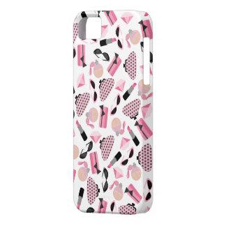Caso del iPhone 5 del perfume y de los monederos iPhone 5 Case-Mate Fundas