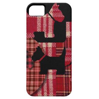 Caso del iPhone 5 del perro de Scotty iPhone 5 Funda