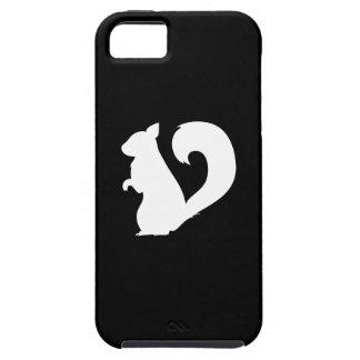 Caso del iPhone 5 del pictograma de la ardilla iPhone 5 Case-Mate Carcasas
