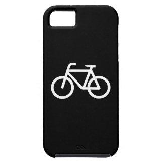 Caso del iPhone 5 del pictograma de la bicicleta Funda Para iPhone SE/5/5s