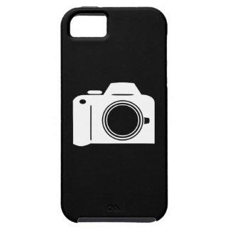 Caso del iPhone 5 del pictograma de la cámara Funda Para iPhone SE/5/5s