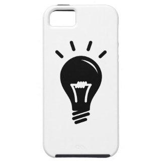 Caso del iPhone 5 del pictograma de la iluminación Funda Para iPhone SE/5/5s
