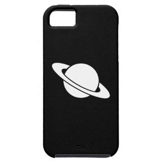 Caso del iPhone 5 del pictograma de Saturn Funda Para iPhone SE/5/5s
