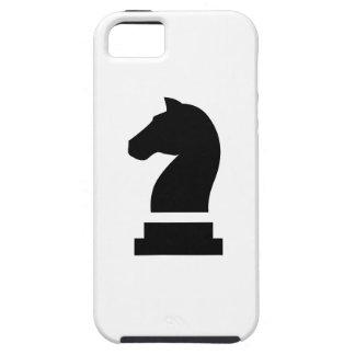 Caso del iPhone 5 del pictograma del caballero Funda Para iPhone SE/5/5s