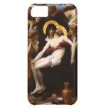 Caso del iPhone 5 del Pieta de Bouguereau Funda Para iPhone 5C