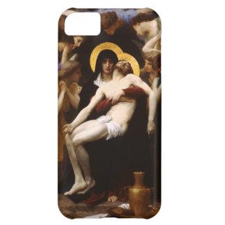 Caso del iPhone 5 del Pieta de Bouguereau