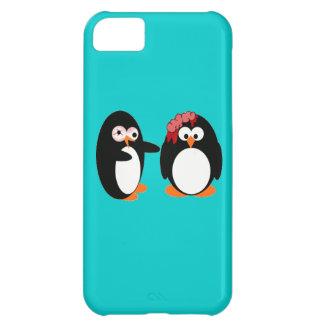 Caso del iPhone 5 del pingüino del zombi