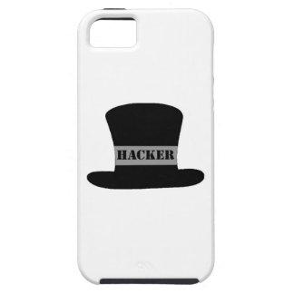 Caso del iPhone 5 del pirata informático del gorra iPhone 5 Carcasas