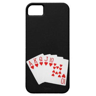 Caso del iPhone 5 del póker iPhone 5 Carcasa