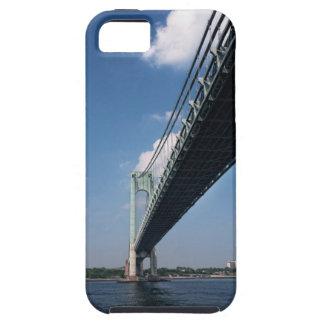 Caso del iPhone 5 del puente de Verrazano Funda Para iPhone 5 Tough