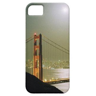 Caso del iPhone 5 del puente del GG de SF iPhone 5 Fundas