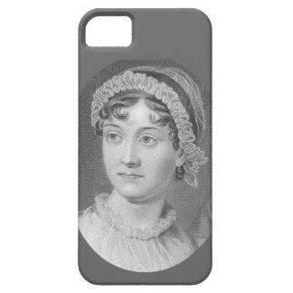 Caso del iPhone 5 del retrato de Jane Austen Funda Para iPhone 5 Barely There