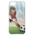Caso del iPhone 5 del retroceso del fútbol