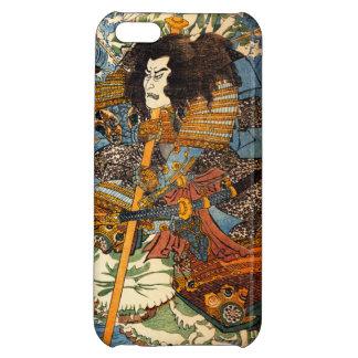 Caso del iPhone 5 del samurai de Kuniyoshi