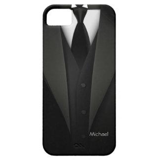 Caso del iPhone 5 del smoking de los hombres