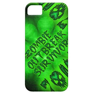 Caso del iphone 5 del superviviente del brote del iPhone 5 funda