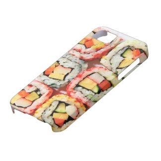 Caso del iPhone 5 del sushi iPhone 5 Carcasas