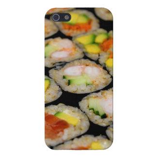 Caso del iPhone 5 del sushi iPhone 5 Fundas