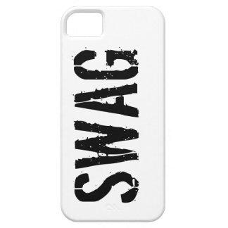 Caso del iPhone 5 del SWAG iPhone 5 Protectores