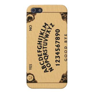 Caso del iPhone 5 del tablero del alcohol iPhone 5 Carcasas