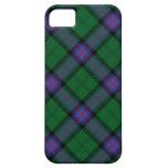 Caso del iPhone 5 del tartán de Armstrong iPhone 5 Case-Mate Cárcasa