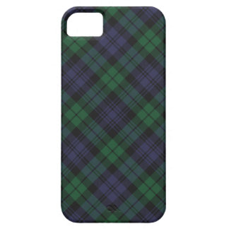 Caso del iPhone 5 del tartán de Campbell iPhone 5 Case-Mate Funda