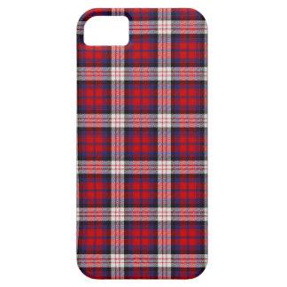 Caso del iPhone 5 del tartán de MacDonald iPhone 5 Protectores