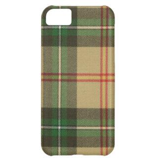 Caso del iPhone 5 del tartán de Saskatchewan