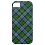 Caso del iPhone 5 del tartán de Smith iPhone 5 Case-Mate Cobertura