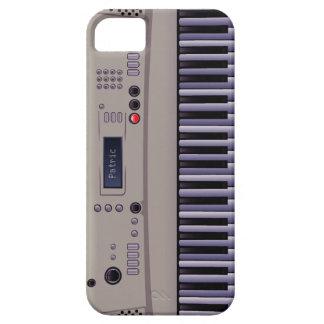 Caso del iPhone 5 del teclado de la música iPhone 5 Case-Mate Protectores