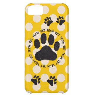 Caso del iPhone 5 del técnico del veterinario Funda Para iPhone 5C