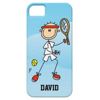 Caso del iPhone 5 del tenis de los hombres de iPhone 5 Funda