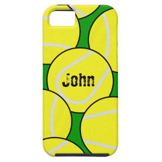 Caso del iPhone 5 del tenis iPhone 5 Fundas