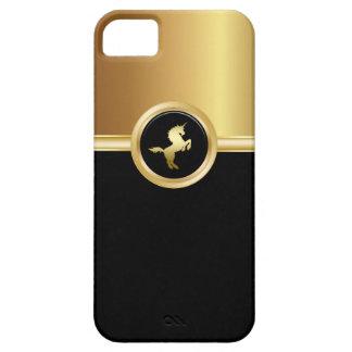 Caso del iPhone 5 del unicornio de la fantasía iPhone 5 Carcasa