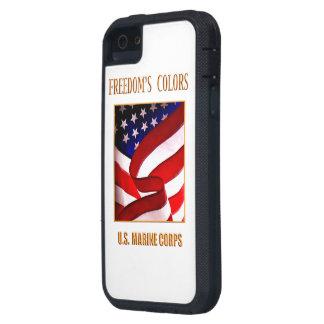 Caso del iPhone 5 del USMC iPhone 5 Funda