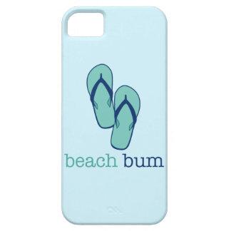 Caso del iPhone 5 del vago de la playa de los iPhone 5 Coberturas