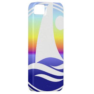 Caso del iPhone 5 del velero iPhone 5 Protector