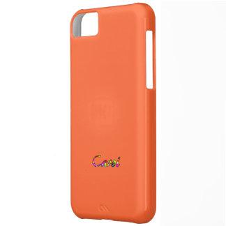 Caso del iphone 5 del villancico funda para iPhone 5C